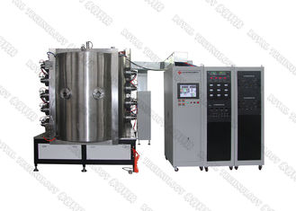 Multi Arc Vacuum Coating Machine Fast Deposition For Glass Candle Holders