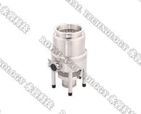 High Vacuum Turbo Molecular Pump - Oil Lubrication