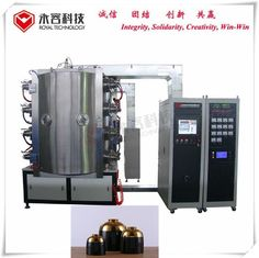 Strong Adhesion Ceramic PVD Coating Equipment, Thin Film PVD Plating Machine on Ceramics