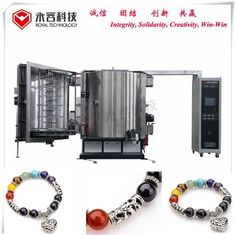 China Thermal Evaporation Coating Equipmentm,  Aluminum Wire by Tungsten Filament evaporation deposition Machine supplier