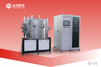 Pure Gold PVD Plating Machine, 24K Gold PVD Plating Equipment with CE Certified