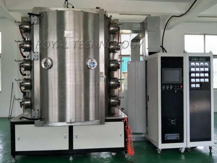 PVD Ion Vacuum Coating Machine Arc Evaporation Plating Equipment