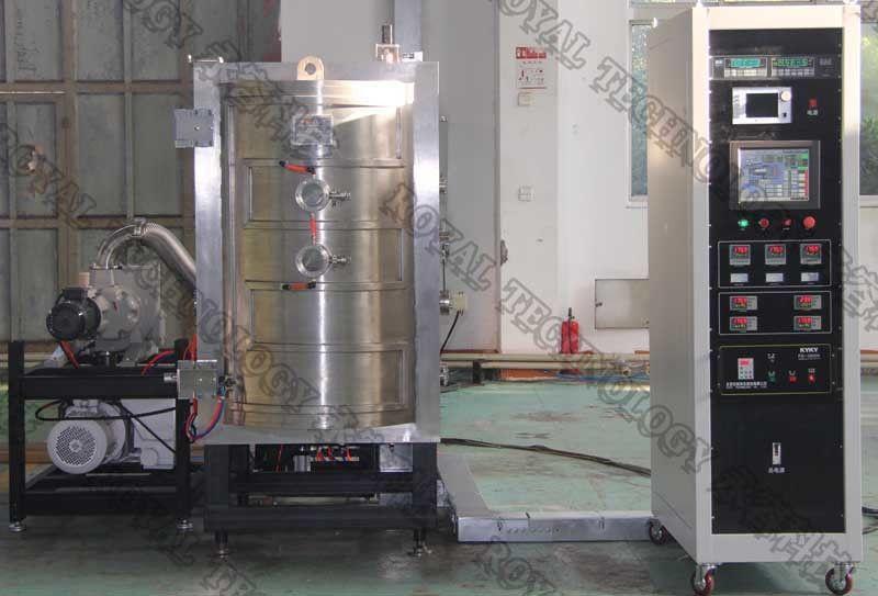 X - Ray Cesium Iodide PVD Coating Equipment , CsI Evaporation Vacuum