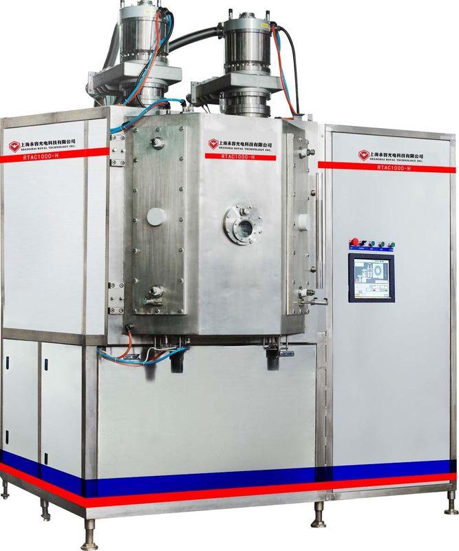 Hard Film Vacuum Coating Machinery / Plating Equipment
