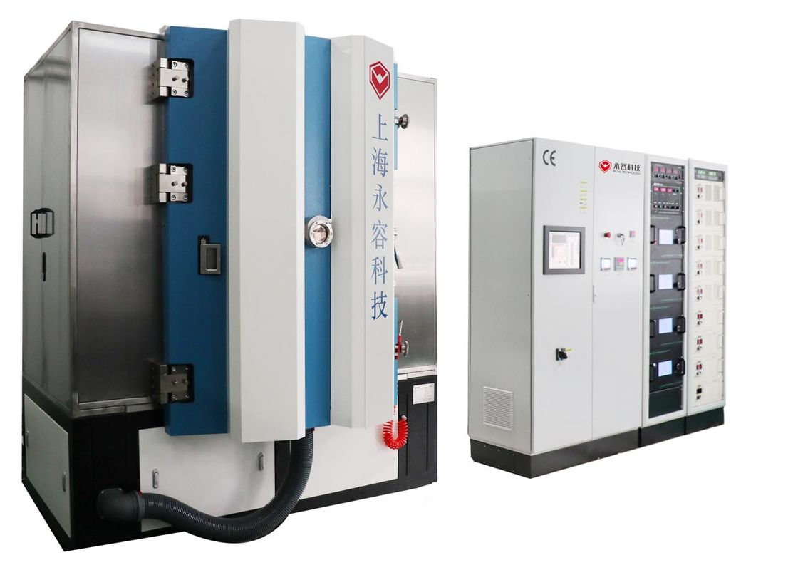 Cooper Magnetron Sputtering Coating Machine, Ceramic chips Copper thin film deposition Equipment supplier