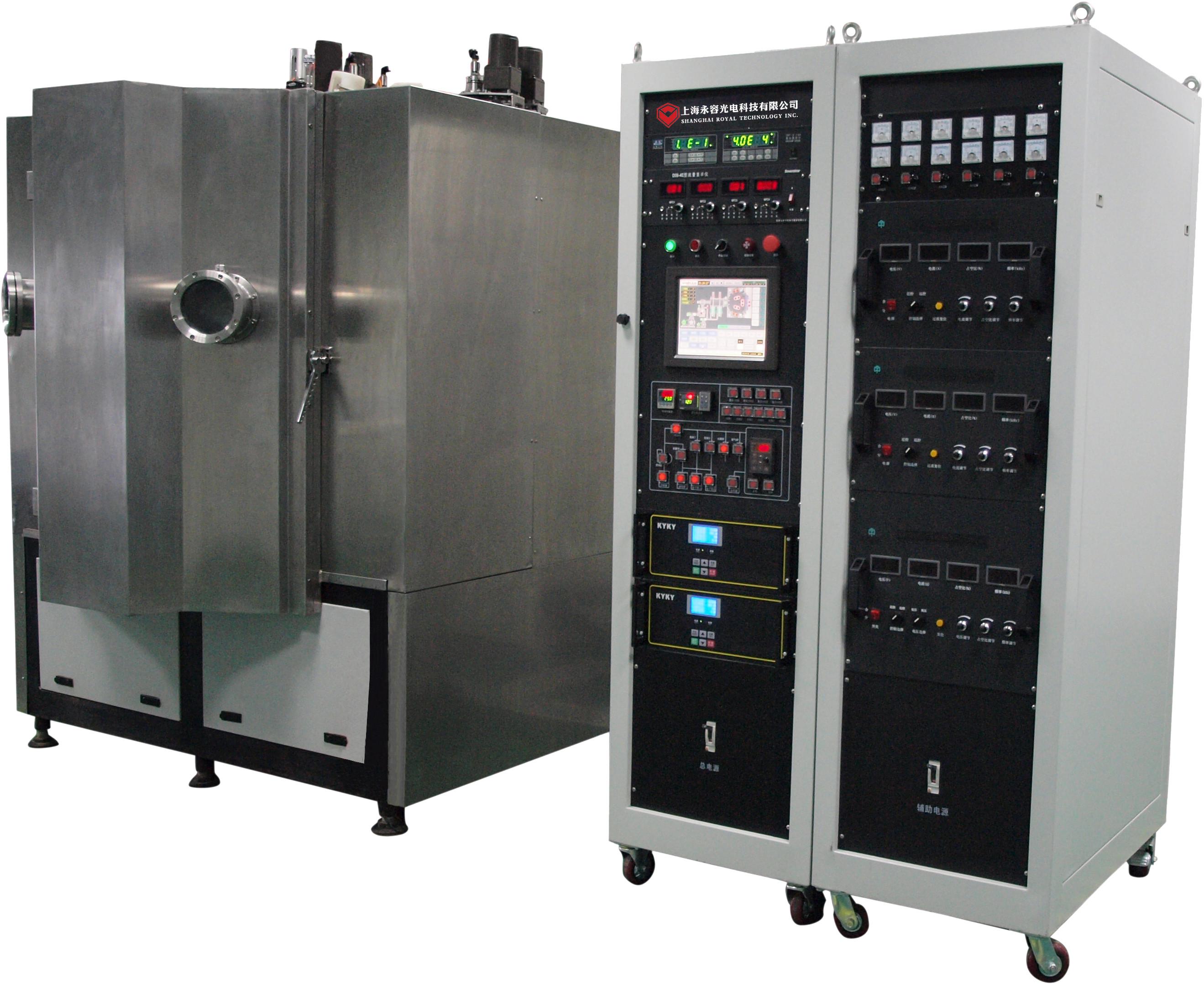 Hard Film Vacuum Coating Machine / DLC Coating Equipment