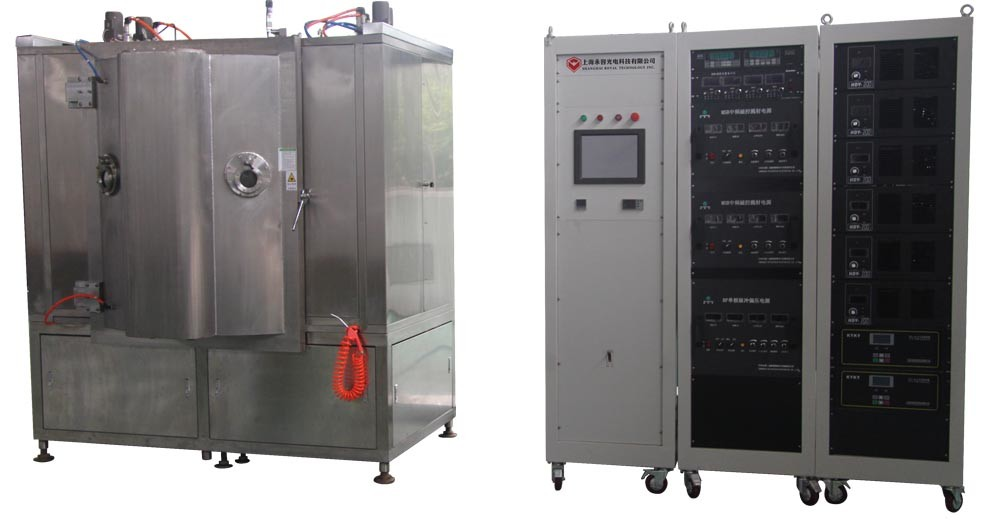 CE certified High abrasion Thin Film Coating Equipment