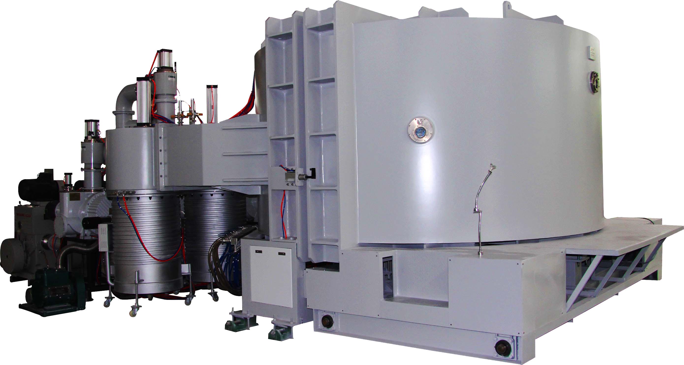Vacuum Ion Plating Machine, PVD TiN Gold Plating Equipment