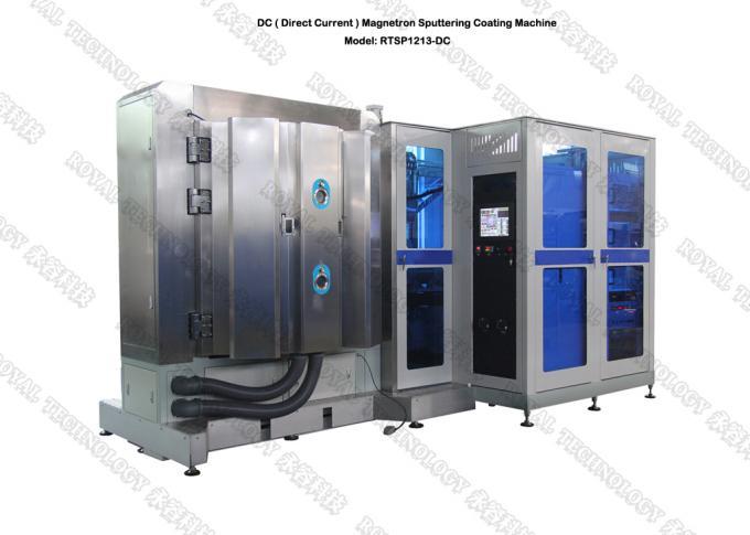 PECVD Thin Film Coating Machine , SiC Vacuum Metalizing