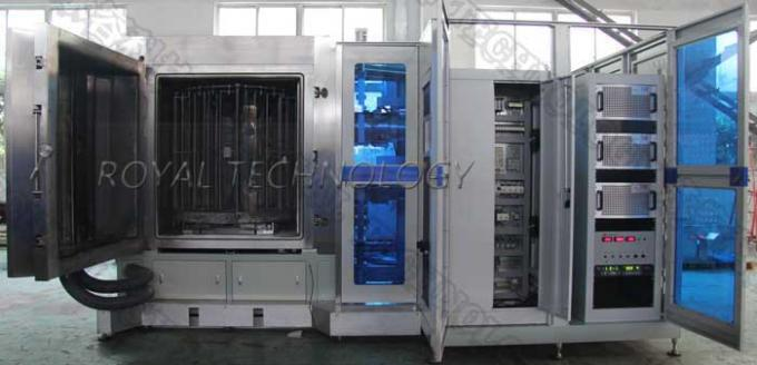 SiC Fuel Cell Module Thin Film Deposition Equipment , PECVD Magnetron Sputtering Equipment